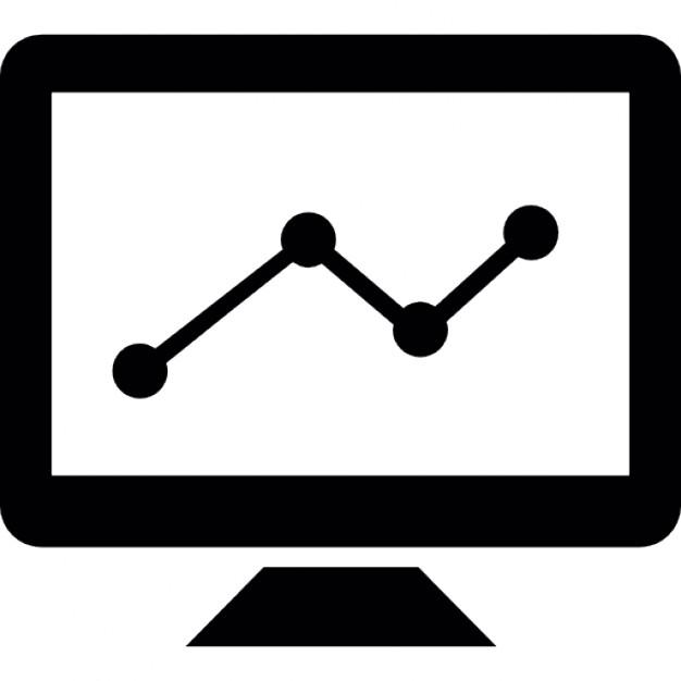 Resultado de imagem para ícone gráfico com linhas