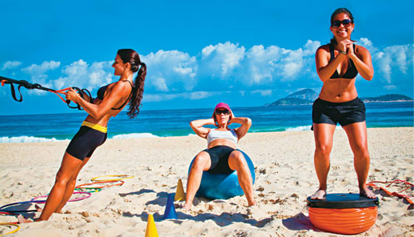 Exercícios para perda de peso são ruins