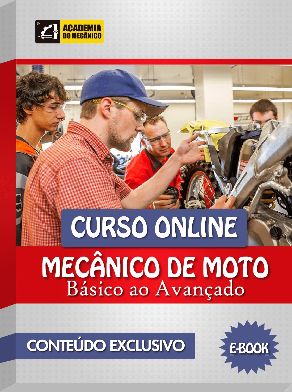 Resultado de imagem para CURSO DE MECANICA DE MOTO