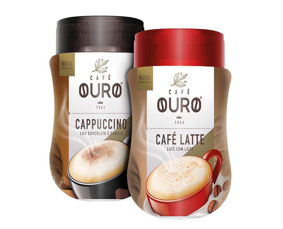 Cappuccino/café com leite
