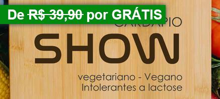 Cardápio Show