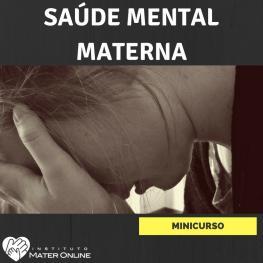 Minicurso Saúde Mental Materna