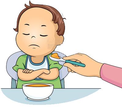 recusa alimentar