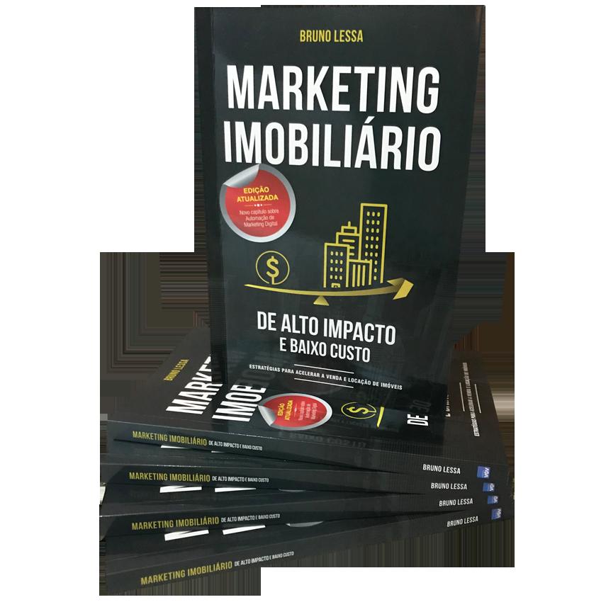 Livro Marketing Imobiliário
