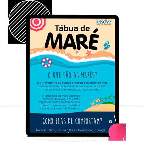 Infográfico Tábua de Maré