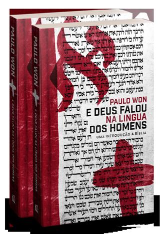 Livro - E Deus falou na língua dos homens