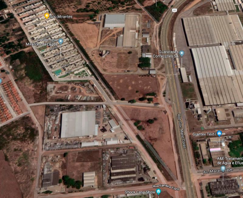 Localização nobre na Zona Norte de Natal