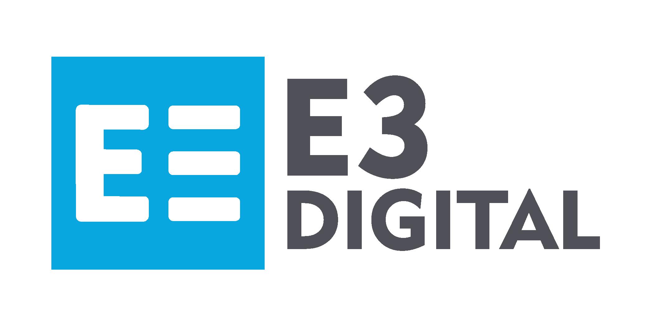 logo E3 Digital