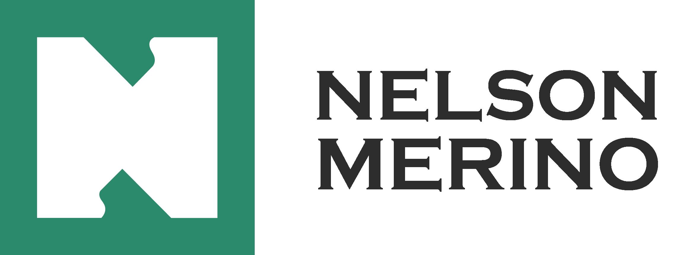 Logo Nelson Merino