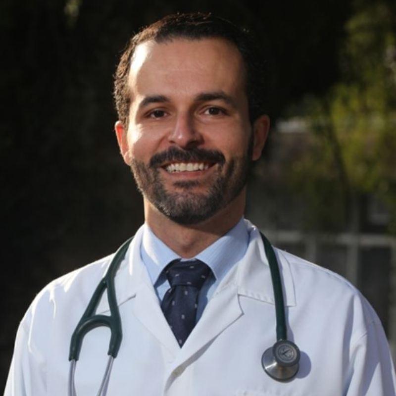 Prof. Dr. Marlos Gonçalves de Sousa Cardiologista Veterinário