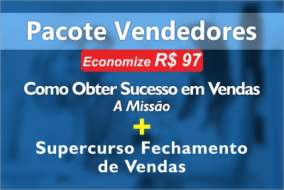 Pacote Vendedores