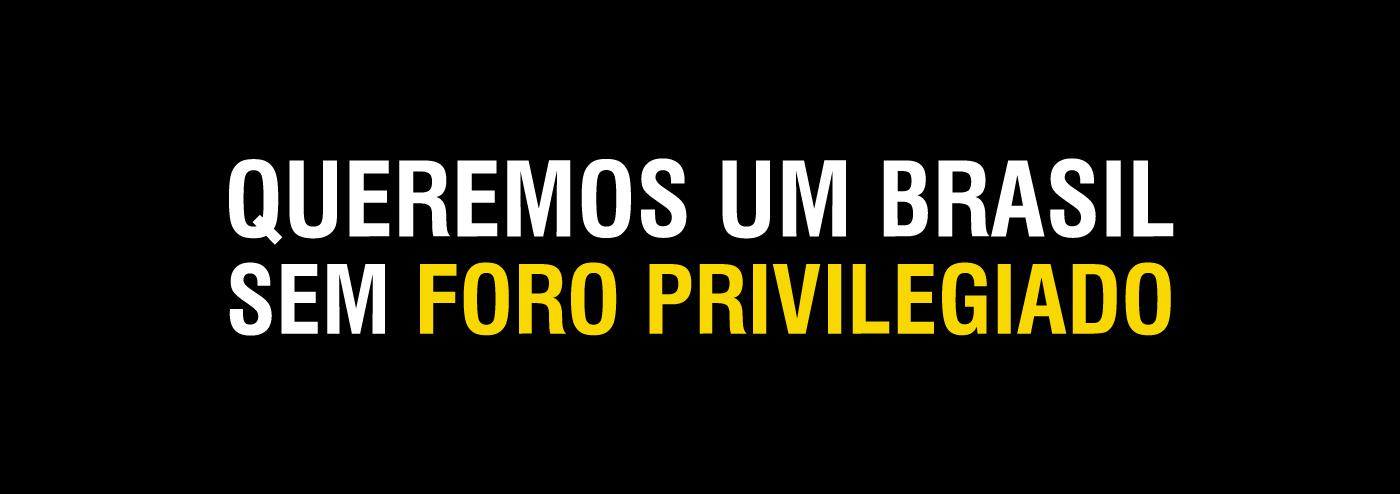 Brasil sem foro