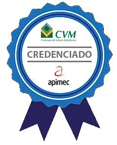 Credenciado APIMEC CVM - Clique para Ver