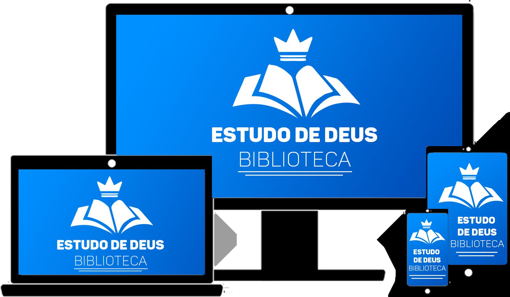 Biblioteca Estudo de Deus
