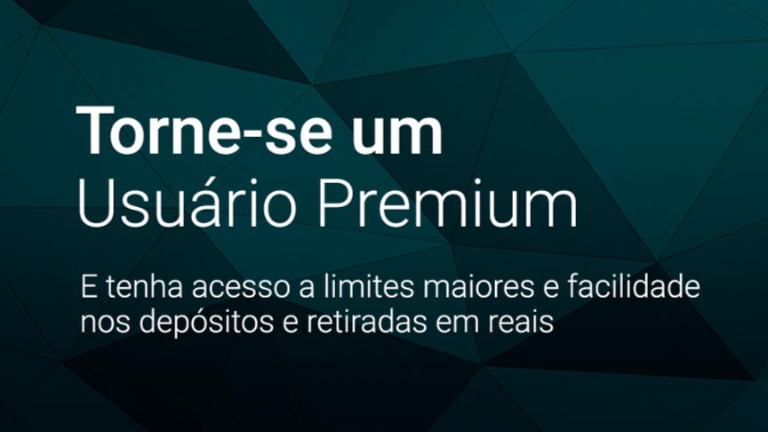 Torne-se um usuário Premium