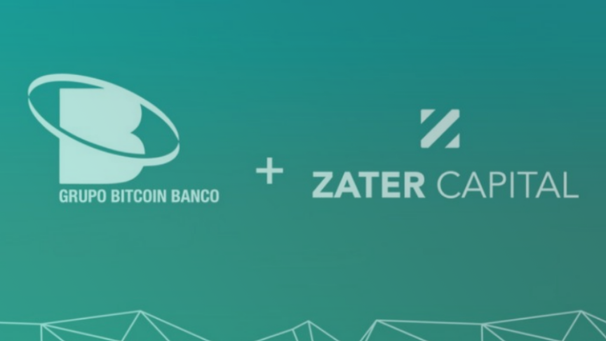 Exchange Zater agora é parte do Grupo Bitcoin Banco.